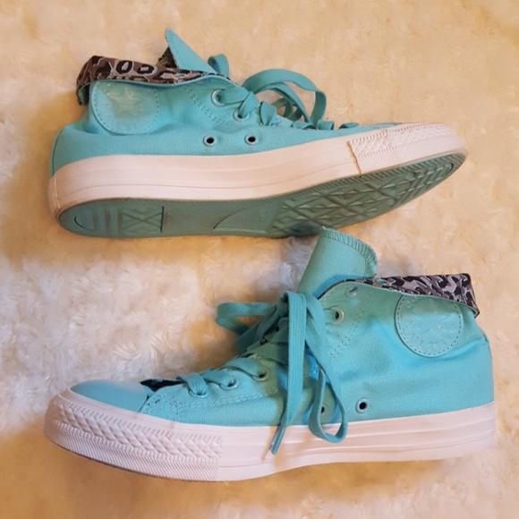 31d4b7fc90f7 Converse Shoes - Converse Chuck Taylor All Star Wiz Khalifa teal hi